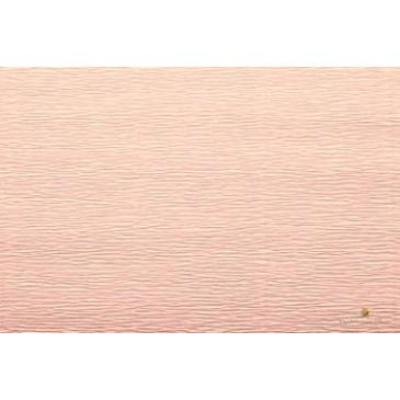 бумага гофрированная розовая