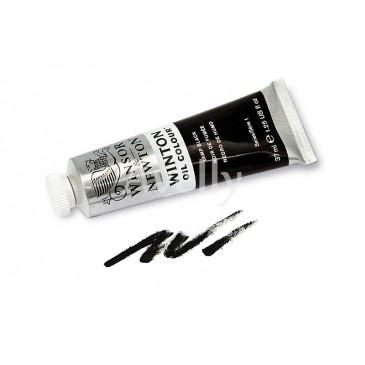 краска масляная ламповый черный