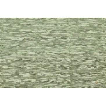 гофрированная бумага зеленая фисташковая