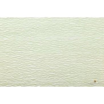 гофрированная бумага светло-салатовая