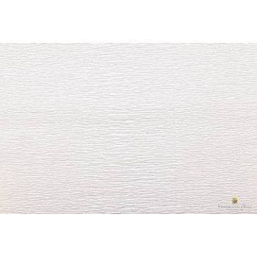 гофрированная бумага белая