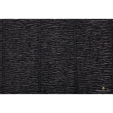 гофрированная бумага черная