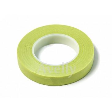 флористическая тейп-лента светло-зеленая мятная