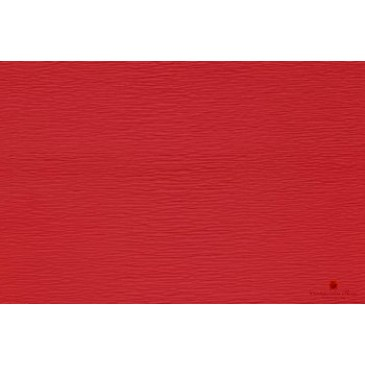 бумага гофрированная красная