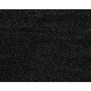 Черные блестки для грима