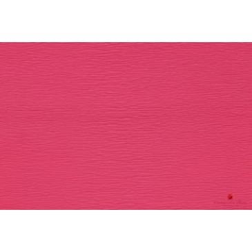 гофрированная бумага малиновая