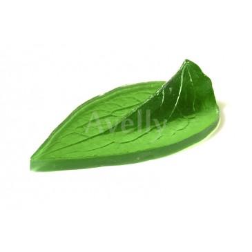 Текстурные молд лист клематиса большой