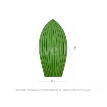 большой молд продольный лист