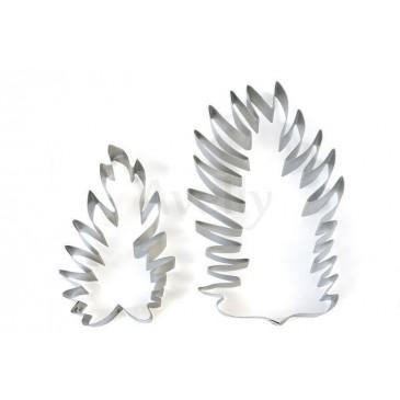 металлический каттер декоративный лист