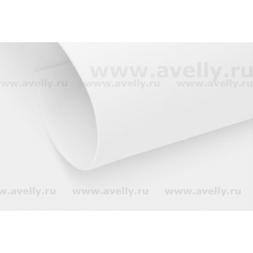 фоамиран иранский белый 2 мм
