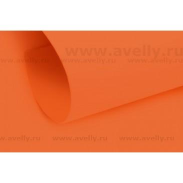 фоамиран иранский оранжевый или пластичная замша