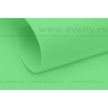 фоамиран иранский зеленый лазурный