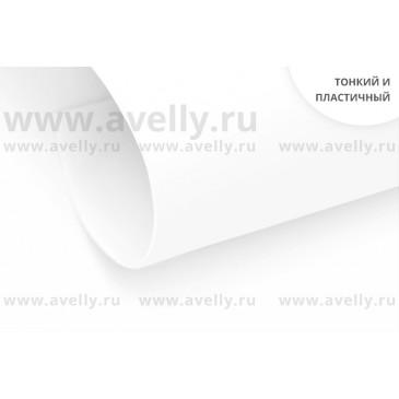 фоамиран корейский для цветов белый 60*80 см