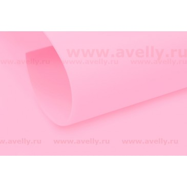 фоамиран иранский розовый 2 мм