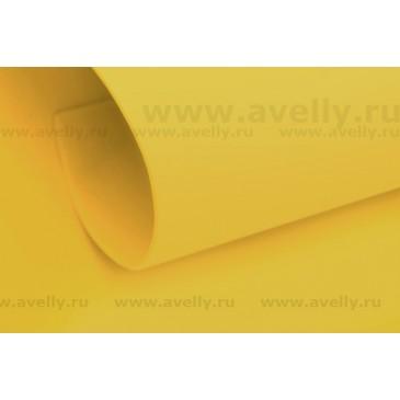 фоамиран корейский для цветов желтый