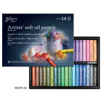 пастель масляная 36 цветов 2