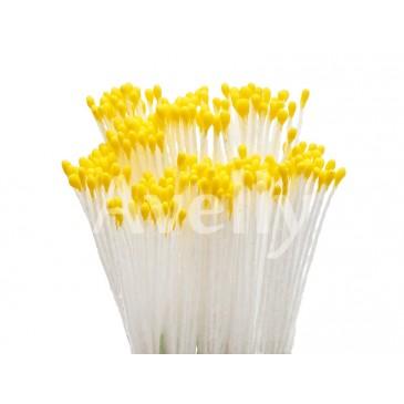 тычинки для цветов желтые тайские