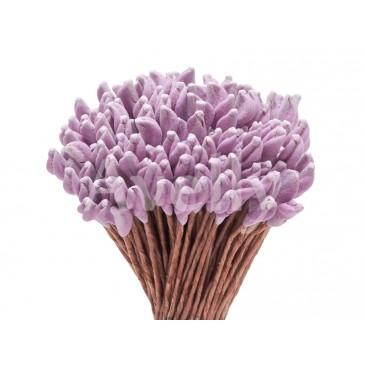 Японские тычинки фиолетовые крупные