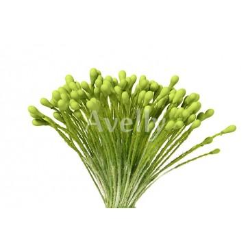 Тычинки зеленые фисташка крупные