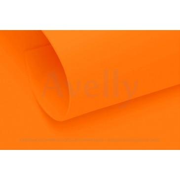 зефирный фоамиран апельсиновый