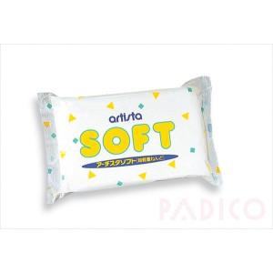 Японская зефирная глина Artista soft (Артиста софт)