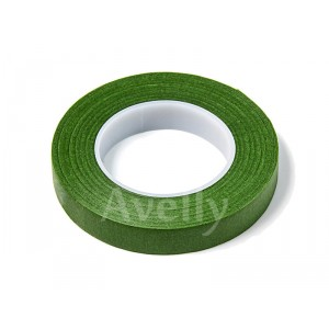 тейп-лента яркая зеленая