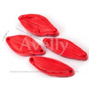 Силиконовый молд для лепестков лилейника