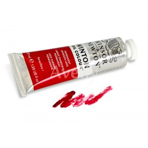 Масляная краска Winton Перманентный малиновый (Permanent Crimson Lake)