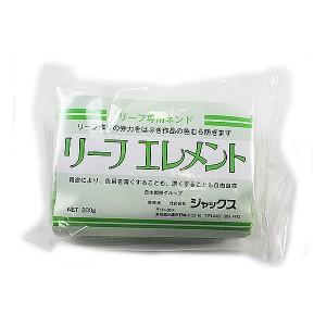 Японская глина Luna clay для листьев