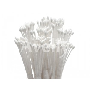 тычинки для цветов, белые мелкие таиланд