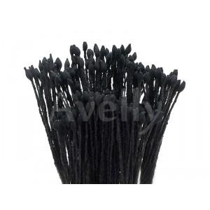Тычинки черные мелкие для мака таиланд