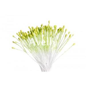 тычинки для цветов нежно-оливкового цвета, мелкие