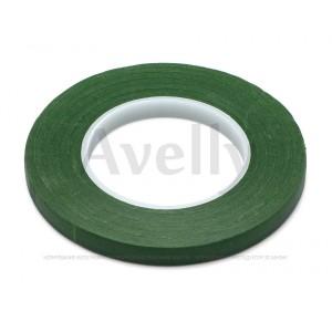 флористическая лента зеленый газон узкая
