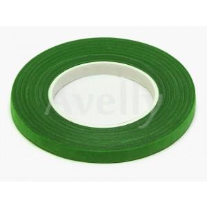 Флористическая лента цвет первая зелень, узкая